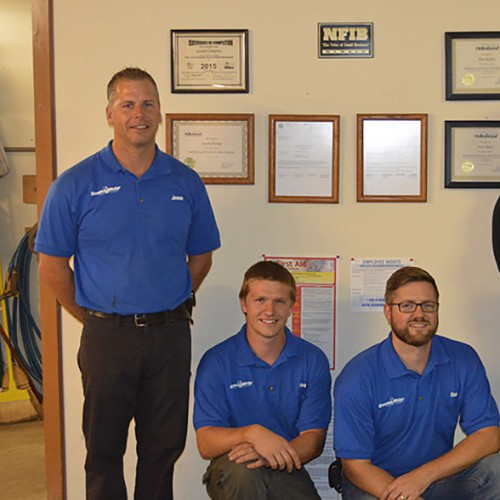Complete Water's Sheboygan County team of hard-working, innovate water solutions experts.